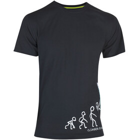 Edelrid Rope T-Shirt Men stoneage